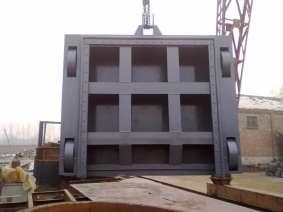 热喷锌钢制闸门